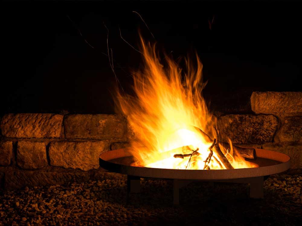 ADEZZ-Feuerschale