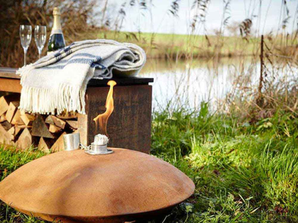 Mit Öl-Lampen lassen sich im Handumdrehen neue Lieblingsplätze schaffen